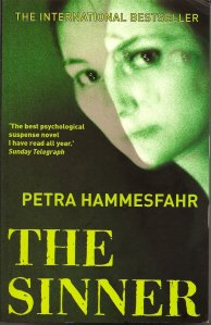 >THE SINNER: PETRA HAMMESFAHR
